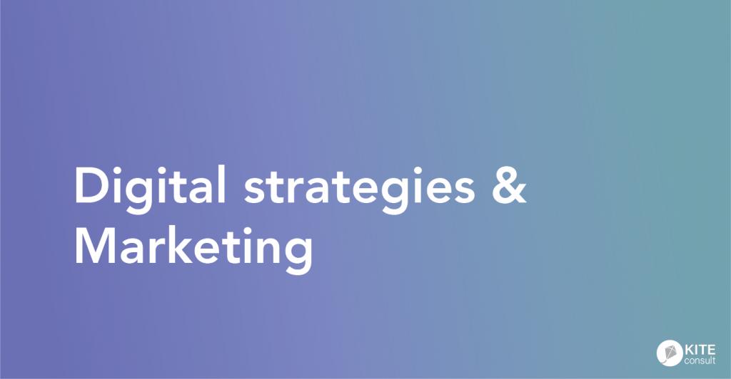 digital strategies and marketing