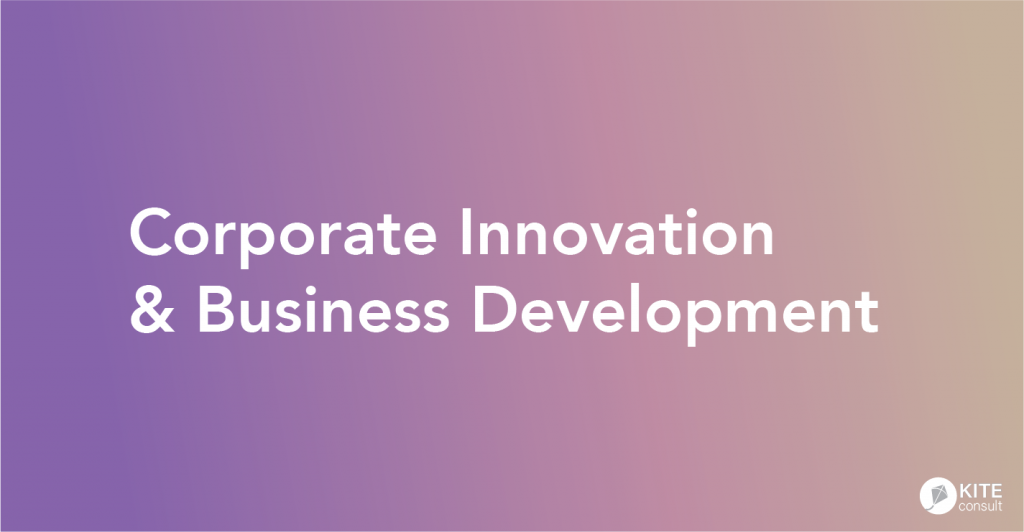 Corporate Innovation and Business Development