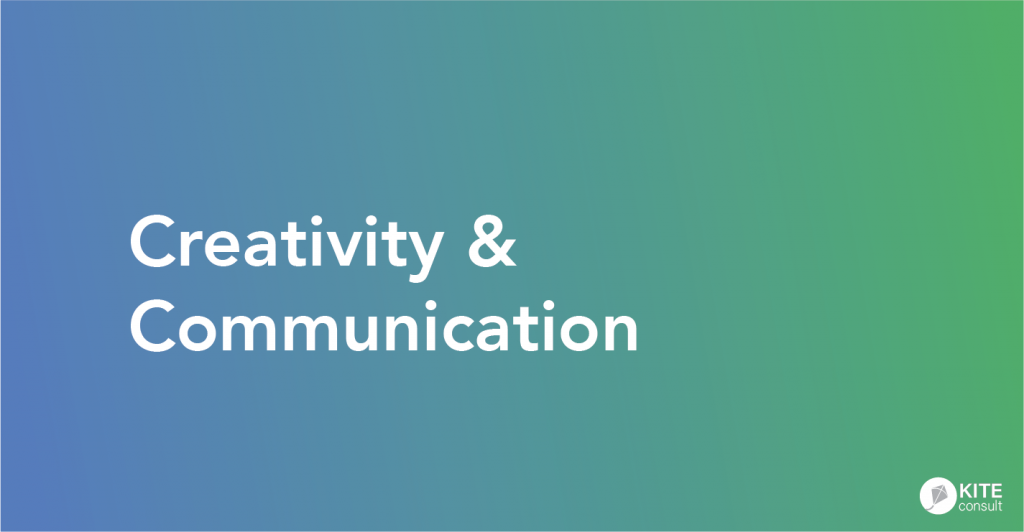 creativity and communication