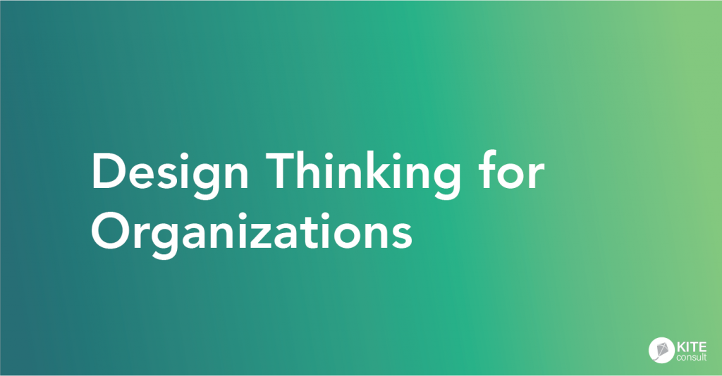 design thinking for organizations